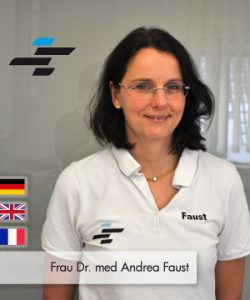 Dr. Andrea Faust