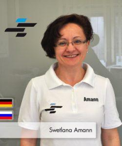 Swetlana Amann